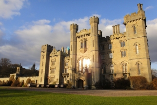 Duns Castle. My future home. <3