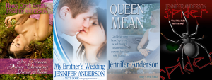 Jennifer's covers