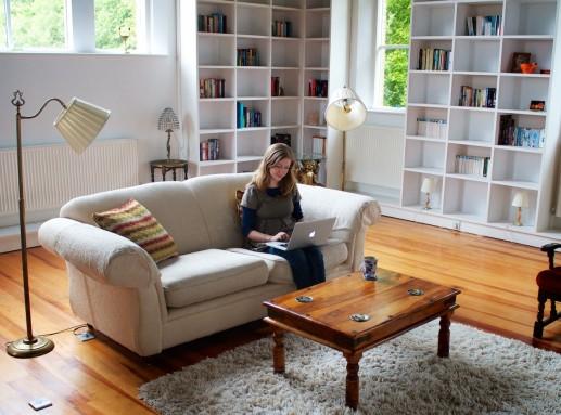 Kendra Leighton Writing Space