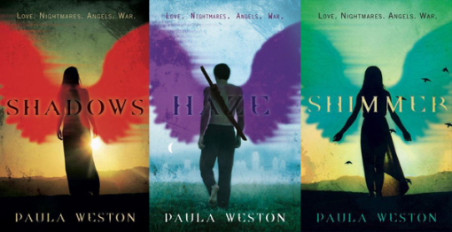 PaulaWeston_books