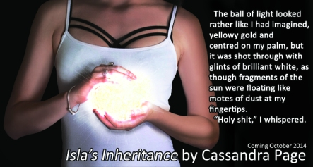 Isla glowing ball