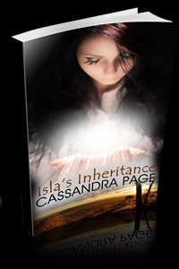 Isla's Inheritance button