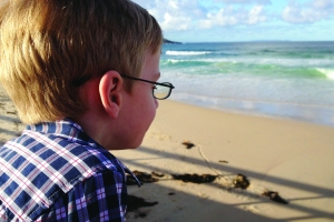 Coast boy