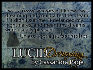 Lucid dreaming quote