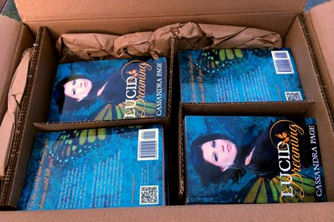 Lucid Dreaming paperbacks